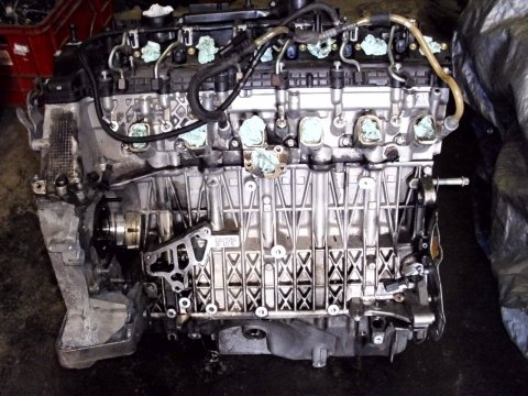 Motor 3.0 D (2993 cm³) M57TUE2, 210 kW (286 PS), BMW X6 xDrive35d
